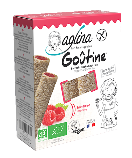 Goûtine® framboise