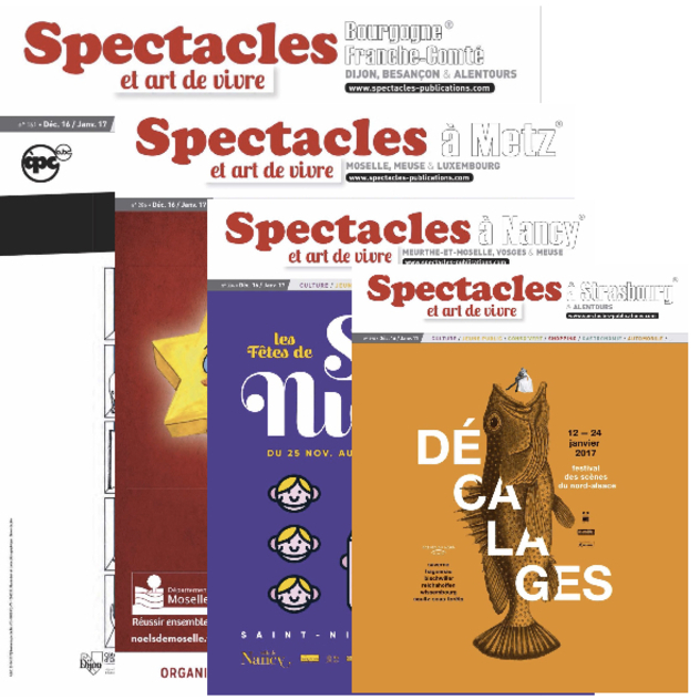 Spectacles Magazines